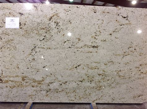 Bathroom Chic Granite Slab With Colonial Cream Granite