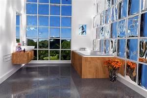 Duschwand Aus Glasbausteinen : glasbausteine in klarglas in vielen farben mit profilen oder mustern ~ Sanjose-hotels-ca.com Haus und Dekorationen