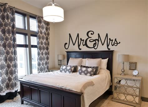 Yellow And White Kitchen Ideas - bedroom wall decal mr mrs amandas designer decals