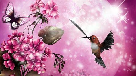 moon flowers  bright hd desktop wallpaper widescreen