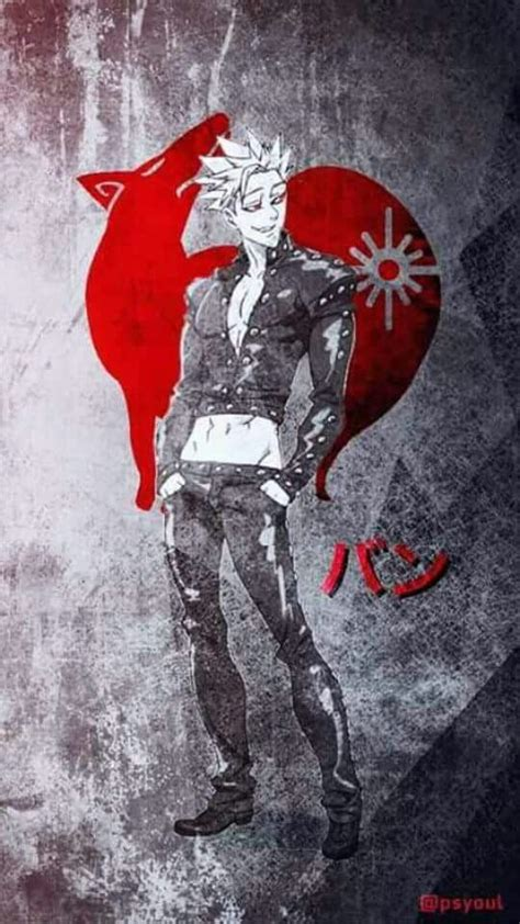 ban el zorro de la avaricia ban nanatsu  taizai
