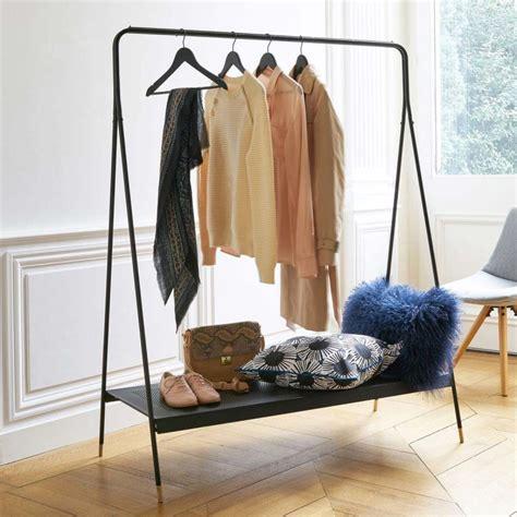 bureau vintage 14 idées déco de portant à vêtements
