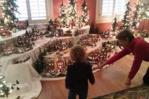 Christmas Village Display Tips