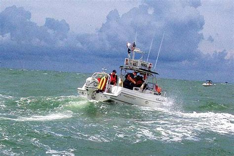 Small Boat Large Waves by Small Boat Handling Trailering Boatus Magazine