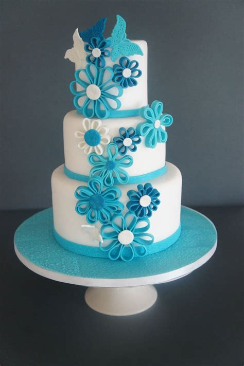 20 Pretty Stylish And Chic Cakes  Page 6 Of 20