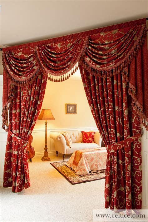 Valance Drapes Curtains by Www Celuce Customize Curtains Swag
