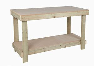 workbench ft  work bench heavy duty mm thick mdf