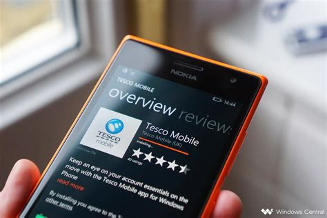 tesco mobile contact official tesco mobile app is readily available for windows