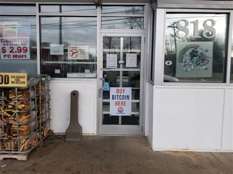 9124 s tryon street suite f. Bitcoin ATM in Charlotte - Citgo Gas Station