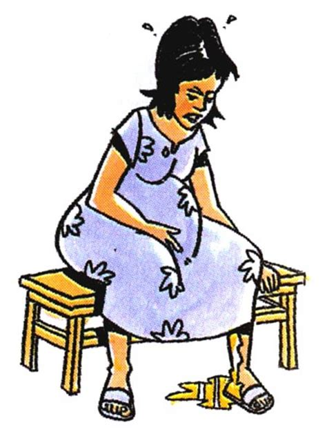 Hamil Muda Gejala Tanda Bahaya Dalam Kehamilan Friska11 39 S Blog