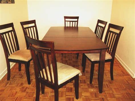 chaise de salle a manger en bois chaise salle a manger kijiji deco maison moderne