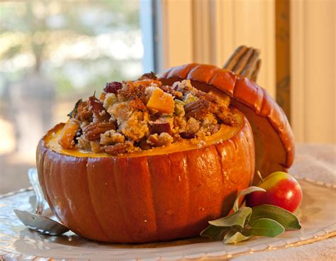 Stuffed Pumpkin Recipe Modernmom