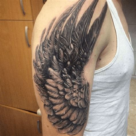 tatouage ailes d ange signification cochese