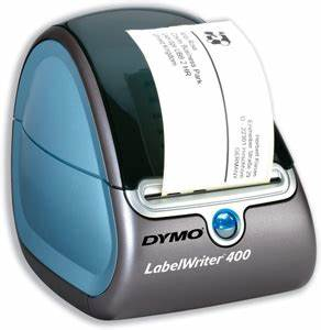 What is a label printer laser tek services for Dymo labelwriter 400 labels
