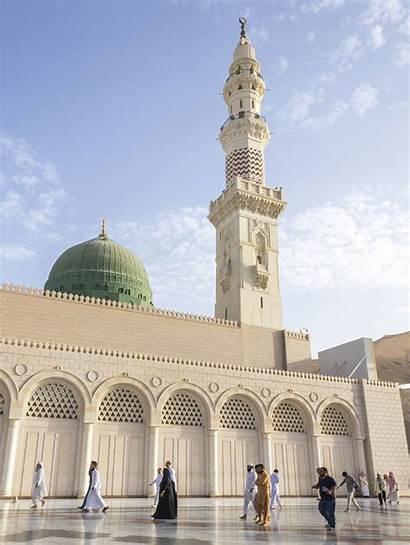 Mosque Islam Medina Arabia Saudi Muhammad Tomb