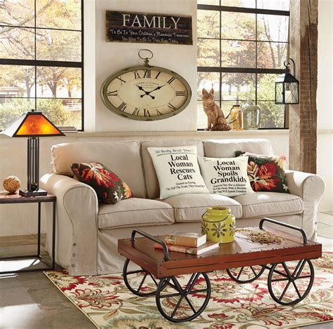 Living Room Decorating Ideas For Fall