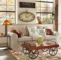 decorating ideas for family rooms Living Room Decorating Ideas for Fall