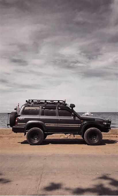 Cruiser Land 4x4 Landcruiser Beach Offroad Toyota