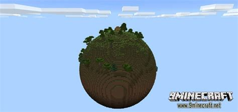 Planet Earth Map For Mcpe 9minecraftnet