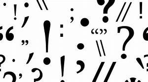 Famous novels, broken down by punctuation - Vox