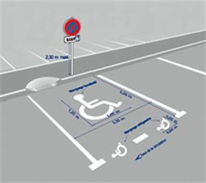 Panneau Stationnement Handicapé : accessibilit pmr ~ Medecine-chirurgie-esthetiques.com Avis de Voitures