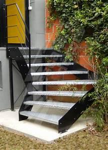 Revetement Escalier Exterieur : revetement escalier exterieur gallery of revetement ~ Premium-room.com Idées de Décoration