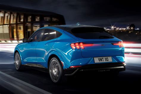 electric ford mustang mach  suv   parkers