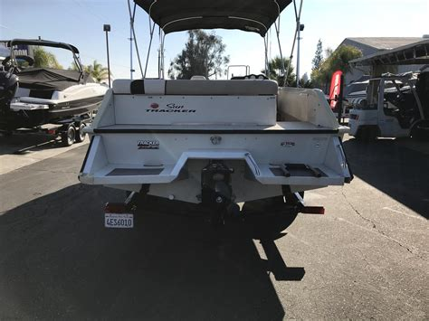 Sun Tracker Boats For Sale by Sun Tracker Deck 21 Boats For Sale Boats