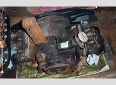 Splitty Surprise 1952 Volkswagen Beetle