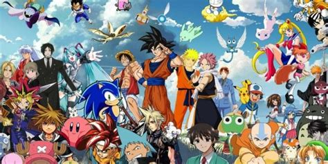 All Anime Characters Wallpaper - all anime characters wallpaper sf wallpaper