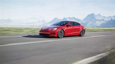 Tesla reveals new Porsche Taycan hunting 1000hp Model S ...