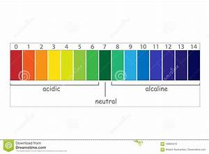 Acid And Base Chemistry Stock Image