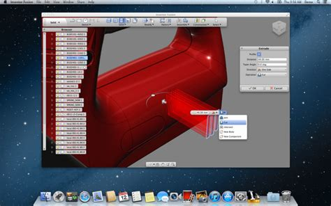 autodesk inventor for mac autodesk releases inventor fusion for mac supports