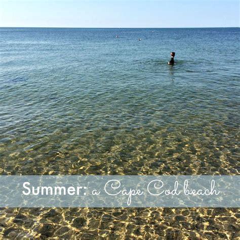 Summer A Cape Cod Beach Mumturnedmom