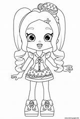 Coloring Pages Cheeseburger Chelsea Printable Shoppies Dolls Colouring Shopkins Happy Places Teapot Info Template Getcolorings Lol Cake Rosie sketch template
