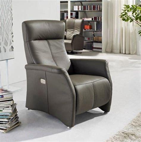 kingston fauteuil relax electrique sans fil cuir vachette