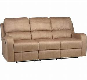 Savannah reclining sofa badcock more for Sectional sofas badcock
