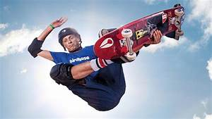 Tony Hawk Confirms A New Game Is In The Works But