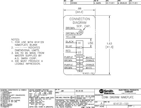 ao smith motors wiring diagram wiring diagram and