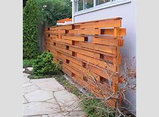 random board fence, decorative and functional, use all