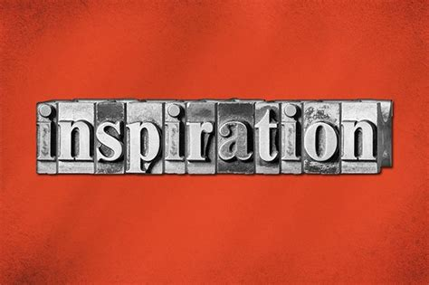 Who Inspires You