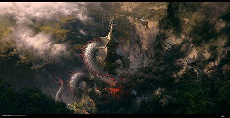 Stunning Medieval Fantasy Art by Yang Qi — GeekTyrant