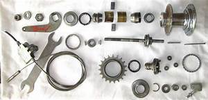 Bendix Internal Gear Hub Service