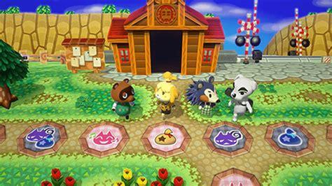 Le Génie Animal Crossing Wii by Animal Crossing Amiibo Festival Pour La Wii U Site Officiel