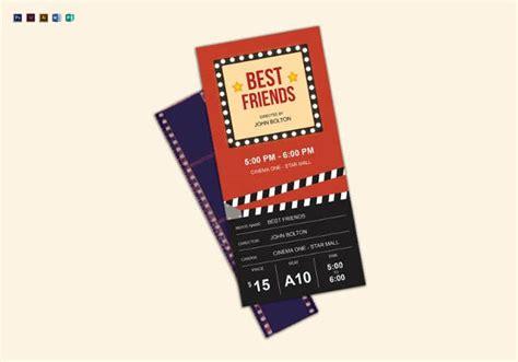 sample blank ticket templates  illustrator