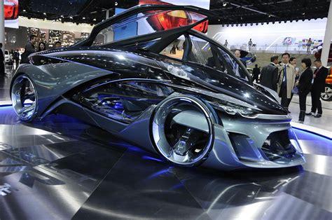 Shanghai Motor Show 2015 Az Of All The New Cars By Car