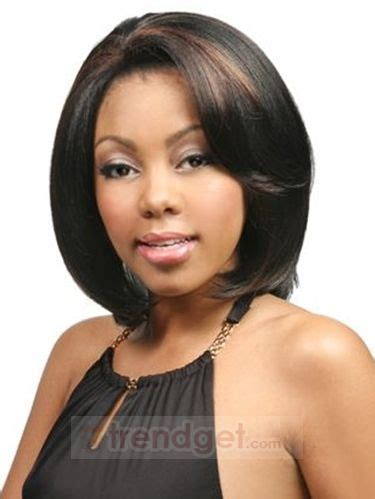 Straight Lace Front Wigs for Black Women