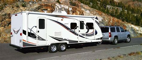 Travel Trailers And Towable Rvs  Go Rving Canada