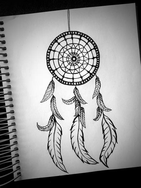 #Love #atrapasueños #dibujo #cute #Plumas | We Heart It