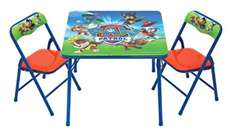 costco party tables and chairs paw patrol skye toys